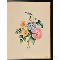 Wyatt, Thomas and James Ackerman (c. 1813) Unfading Beauties; or Illustrations of Flowers and Fruit;    Principally from Nature.