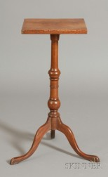 Chippendale Mahogany Kettle Stand