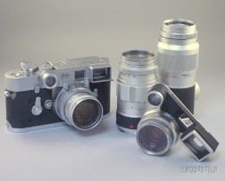 Leica M3 Camera Outfit