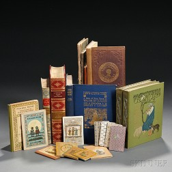 Children's Books, Including Kate Greenaway Titles.