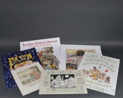Sendak, Maurice (1928-2012) Prints and Posters.