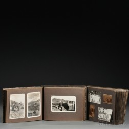 Photo Albums, Cameroon, North Africa, c. 1920.