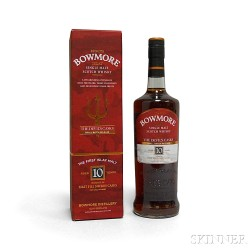 Bowmore The Devils Casks 10 Years Old, 1 750ml bottle