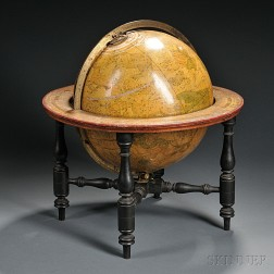 W. & A.K. Johnston 12-inch Celestial Globe