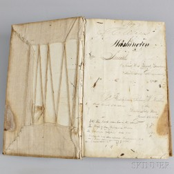 Logbook of United States Frigate Brandywine