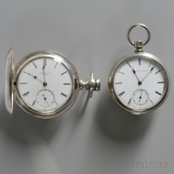 Two Howard Pocket Watches