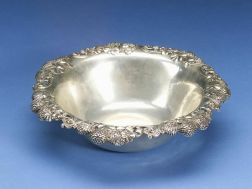 Tiffany & Co. Sterling Silver Clover Bowl