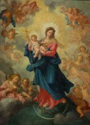 After Carlo Maratta (Italian, 1625-1713)    Immaculate Conception