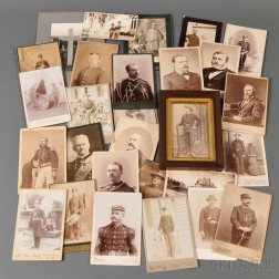 Twenty-eight Post-Civil War Cabinet Cards