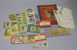 Group of Children's Vintage Collectibles