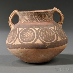 Neolithic-style Pottery Jar