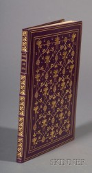 (Decorative Binding, The Doves Bindery)