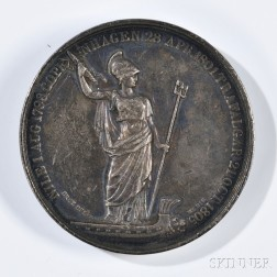 Admiral Nelson Memorial Medal