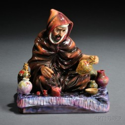 Royal Doulton Figure of The Potter
