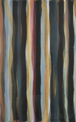 Sol LeWitt (American, 1928-2007)      Brushstrokes in Different Colors in Two Directions, Plate 3