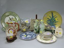 Group of English Ceramic Items