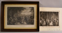 Two 19th Century Engravings
