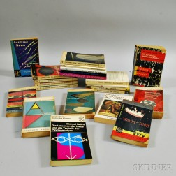 Group of German Mid-century Paperback Books