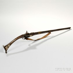 Middle Eastern Musket