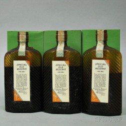 American Medicinal Spirits Company Special Old Reserve 1917, 3 pint bottles (oc)