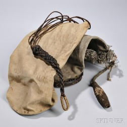 Two Sailor's Bags