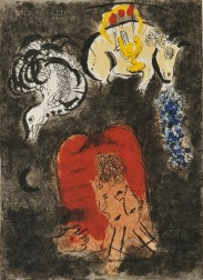 Marc Chagall (Russian/French, 1887-1985)      Frontispiece