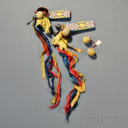 Two Beaded Plains Items