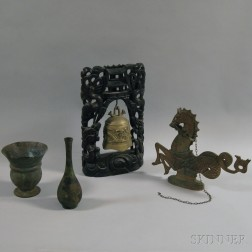 Four Mostly Asian Items