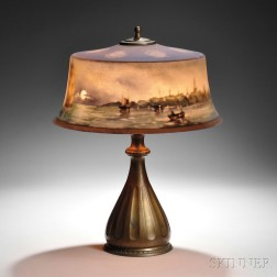 Pairpoint Table Lamp
