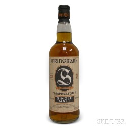 Springbank 21 Years Old, 1 750ml bottle