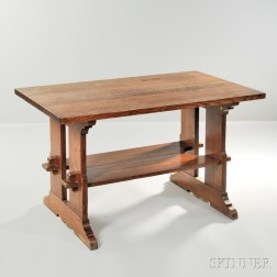 L. & J.G. Stickley Table