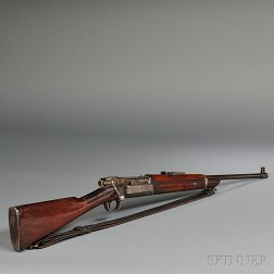 Model 1899 Krag Bolt Action Carbine