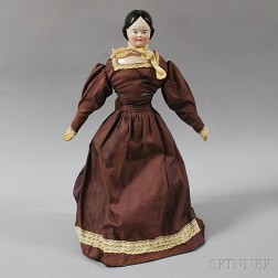 China Shoulder Head Doll
