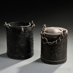 Artillery Grease Buckets