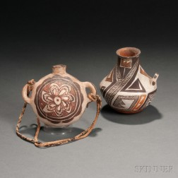 Two Southwest Pottery Items