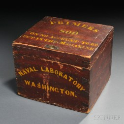 Civil War Naval Primer Box