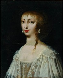 European School,  17th Century      Two Engagement Portraits: Woman in White