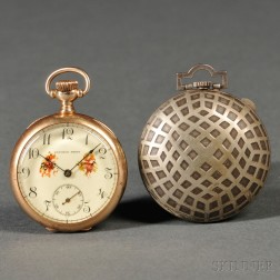 Two Open Face Lady's Watches