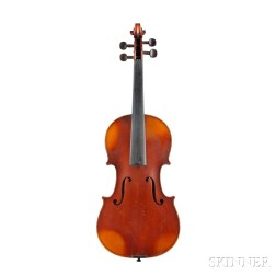 Child's French 3/4-size Violin