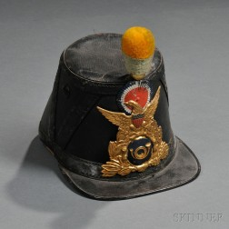 French-manufactured Chasseur Cap