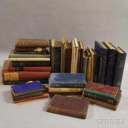 Group of Newport, Rhode Island Reference Books