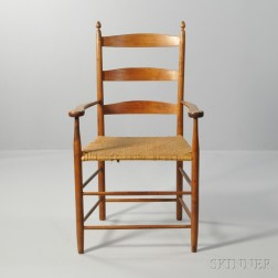 Shaker No. 5 Production Armchair
