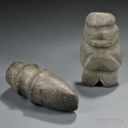Two Stone Items