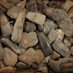 Approximately One Hundred Prehistoric Axes, Celts, and Other Tools