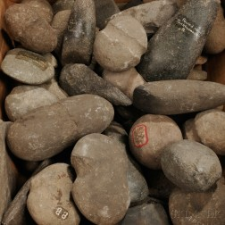 Approximately Fifty Prehistoric Celts, Axes, and Other Tools
