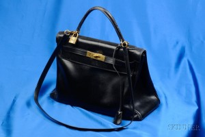 vintage hermes kelly bag