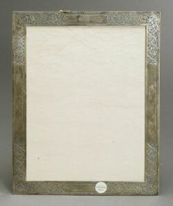 tiffany co sterling silver picture frame