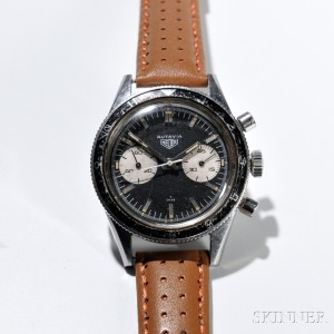 Sold for: $7,995 - Heuer Autavia