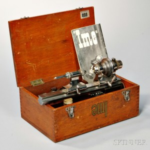 IME Watchmaker's Lathe