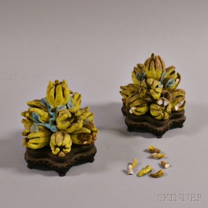 Group of Pairs of Buddha Hands